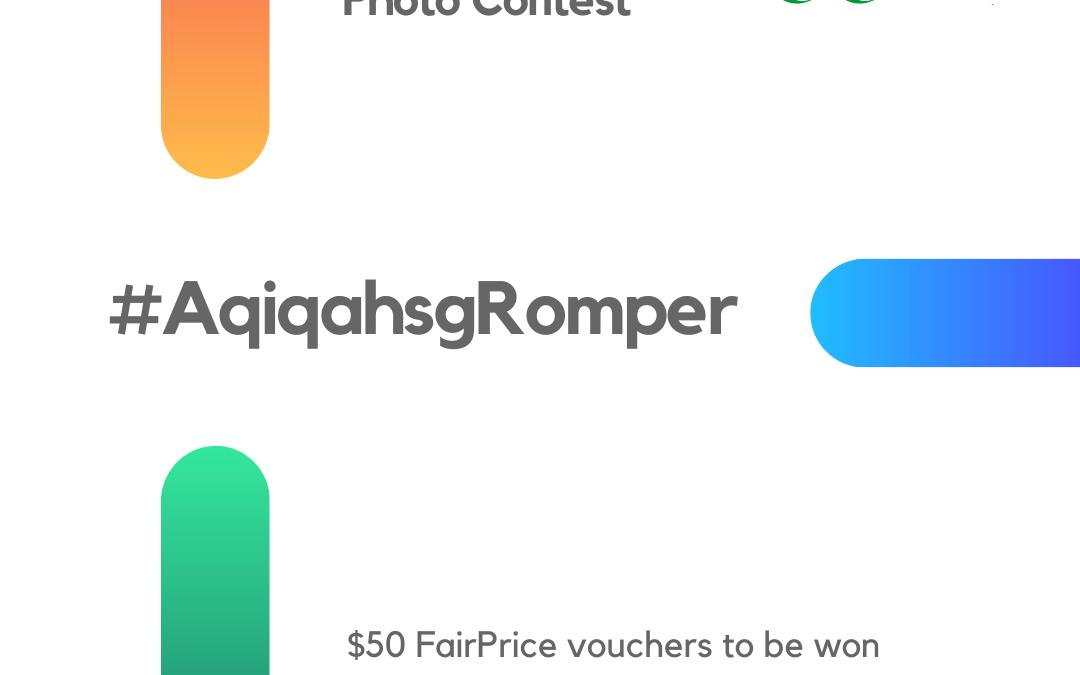 AqiqahSG Romper Winner: November 2020